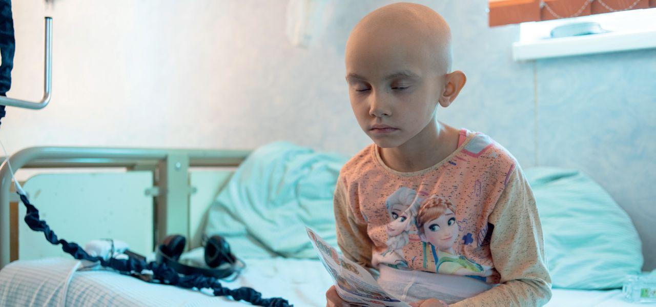 Rata medie de supravieţuire a copiilor din România diagnosticaţi cu cancer este de 69%