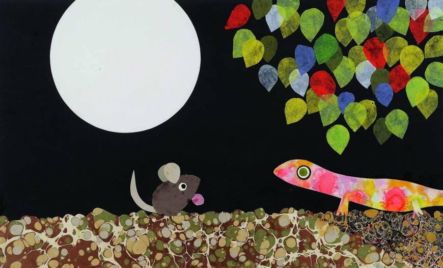 Leo Lionni a fost un autor și ilustrator al cărților pentru copii. A scris și a ilustrat peste 40 de cărți pentru copii