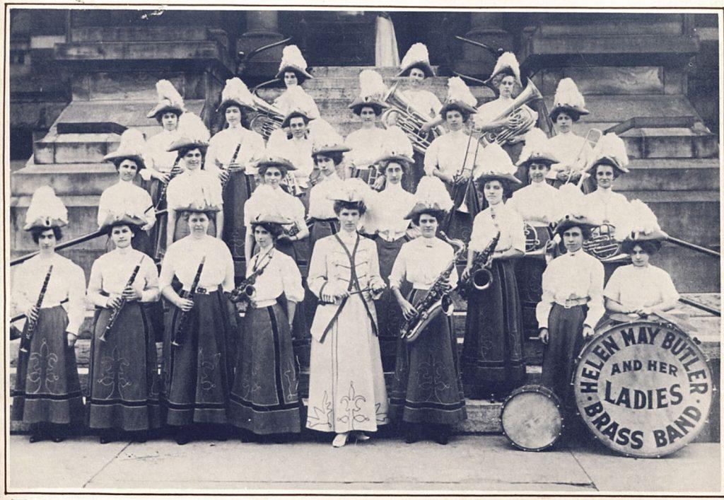 Orchestra de femei Helen May Butler